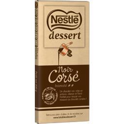 Nestlé Nestlé Dessert - Chocolat noir corsé la tablette de 200 g