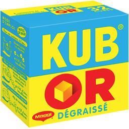 Kub Or - Bouillon dégraissé