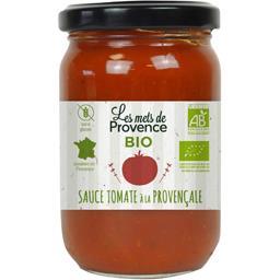 Sauce tomate à la provençale BIO