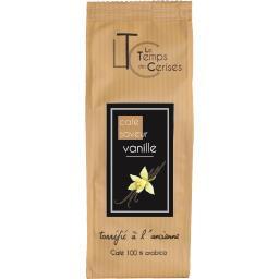 Café saveur vanille