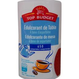 Edulcorant de table
