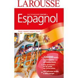 Dictionnaire de poche plus Espagnol