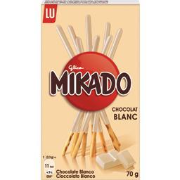 Mikado - Biscuits chocolat blanc