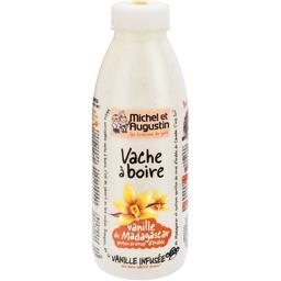 Vache à boire vanille de Madagascar