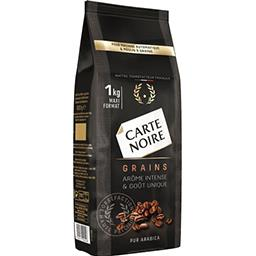 Carte Noire Carte Noire Café en grains le paquet de 1 kg - Maxi format