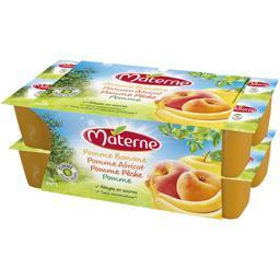 Assortiment de spécialités et de compotes de pomme 4...