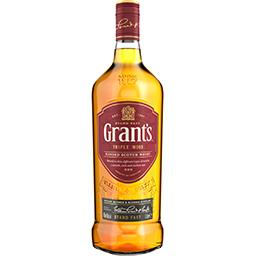 Grant's Grant's Whisky Triple Wood la bouteille 100 cl