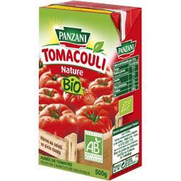 Panzani Panzani Tomacouli - Purée de tomates BIO la brique de 500 g