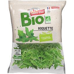 Bio Saint Eloi Salade roquette BIO le sachet de 100 g