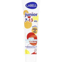 Dentifrice Junior 7-13 ans goût menthe douce
