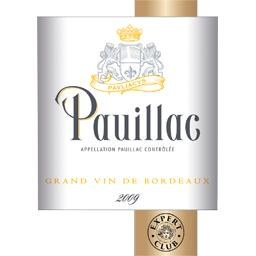 Pauillac - Grand Vin de Bordeaux rouge