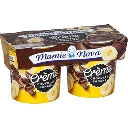 Gourmand - Crème chocolat banane