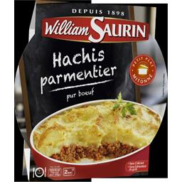 William Saurin William Saurin Hachis parmentier pur bœuf l'assiette de 300 g