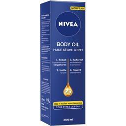 Nivea Nivea Huile sèche Body 4 en 1 S10 le flacon de 200 ml