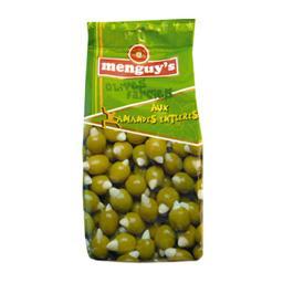 Olives farcies aux amandes entières