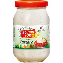 Sauce tartare aux cornichons et aux câpres
