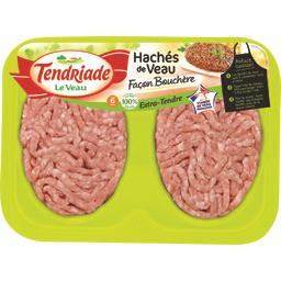 Tendriade Tendriade Hachés de veau façon bouchère la barquette de 2 - 200 g