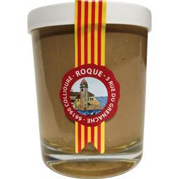 Anchois Roque Crème d'anchois le verre de 140 g