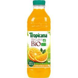 Récoltes BIO - Jus d'orange BIO