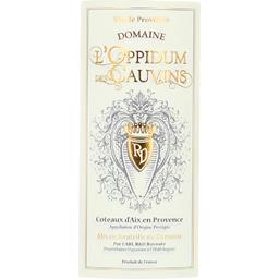 Coteaux d'Aix en Provence vin Blanc sec 2017