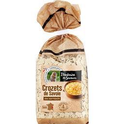 Crozets de Savoie au sarrasin