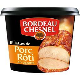 Rillettes de porc rôti en cocotte