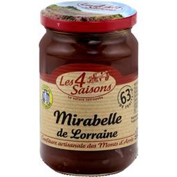 Confiture mirabelle de Lorraine