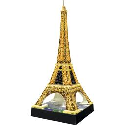Puzzle 3D Night Edition La Tour Eiffel Paris