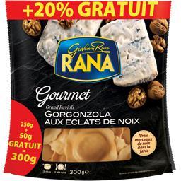 Rana Grand ravioli Gourmet gorgonzola aux éclats de noix le paquet de 250 g