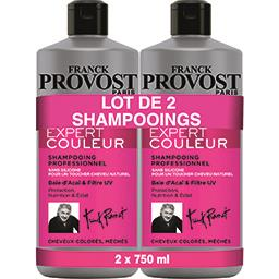 Expert Couleur - Shampooing Protection & Eclat, cheveux colo