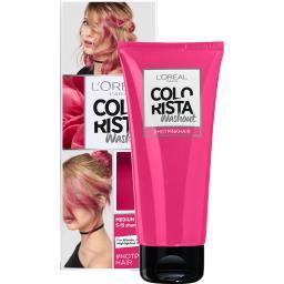 Colorista - Couleur Washout Hotpink Hair
