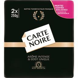 Carte Noire Café moulu pur arabica