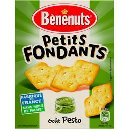 Bénénuts Apéro Cracks - Biscuits apéritif goût pesto la boite de 85 g