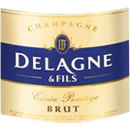 Champagne brut, cuvée Prestige