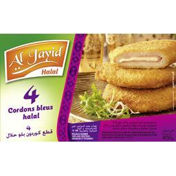 Cordons bleus Halal