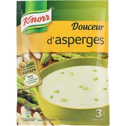Knorr Knorr Douceur d'asperges le sachet de 96 g