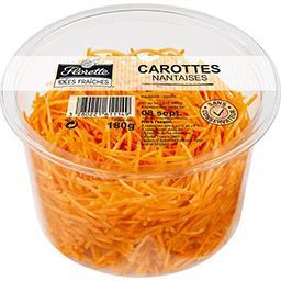 Florette Florette Idées fraîches - carottes rapées La barquette de 180g