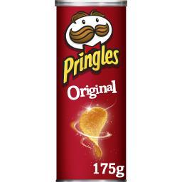 Pringles Pringles Biscuits apéritif Original la boite de 175 g