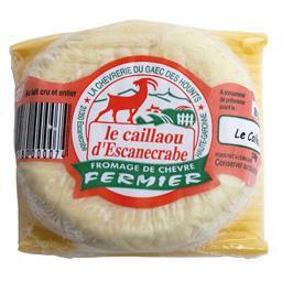 Caillaou, fromage de chèvre fermier