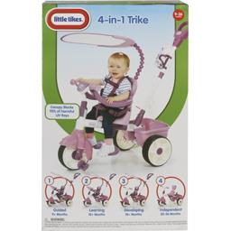 Tricycle évolutif 4 en 1 Basic Edition Pink