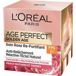 L'Oréal L'Oréal Paris Age Perfect - Soin jour re-fortifiant FPS 20 Golden Age le pot de 50 ml