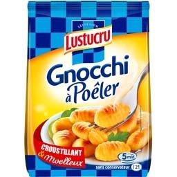 Lustucru Lustucru Sélection, Gnocchi à poêler Enveloppe 0.3200
