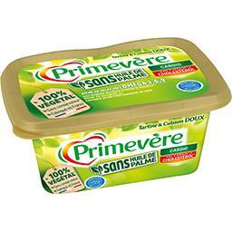 Primevère Primevère Margarine tartine & cuisson doux la barquette de 480 g