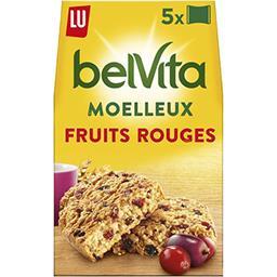 Belvita Petit Déjeuner - Biscuits Moelleux fruits ro...