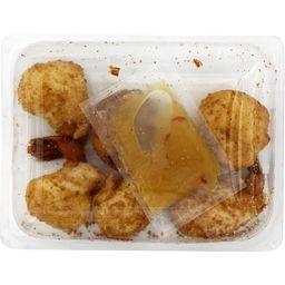 Claude Léger Beignets de crevette panées et sauce aigre douce la barquette de 140 g