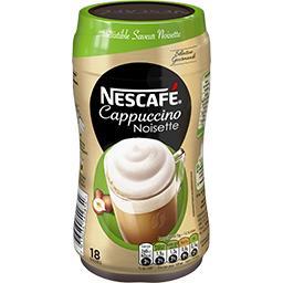 Nescafé Nescafé Cappuccino noisette soluble la boite de 270 g