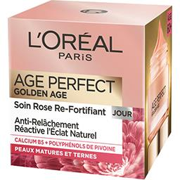 Age Perfect - Soin rose re-fortifiant jour Golden Ag...