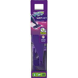 Swiffer Kit de démarrage balai spray WetJet