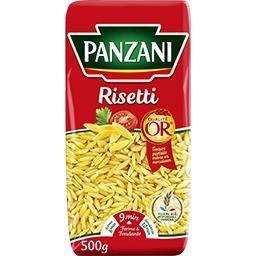 Panzani Panzani Risetti - Les Petites Pâtes Plaisir le paquet de 500g