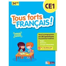 Tous forts en Francais ! CE1